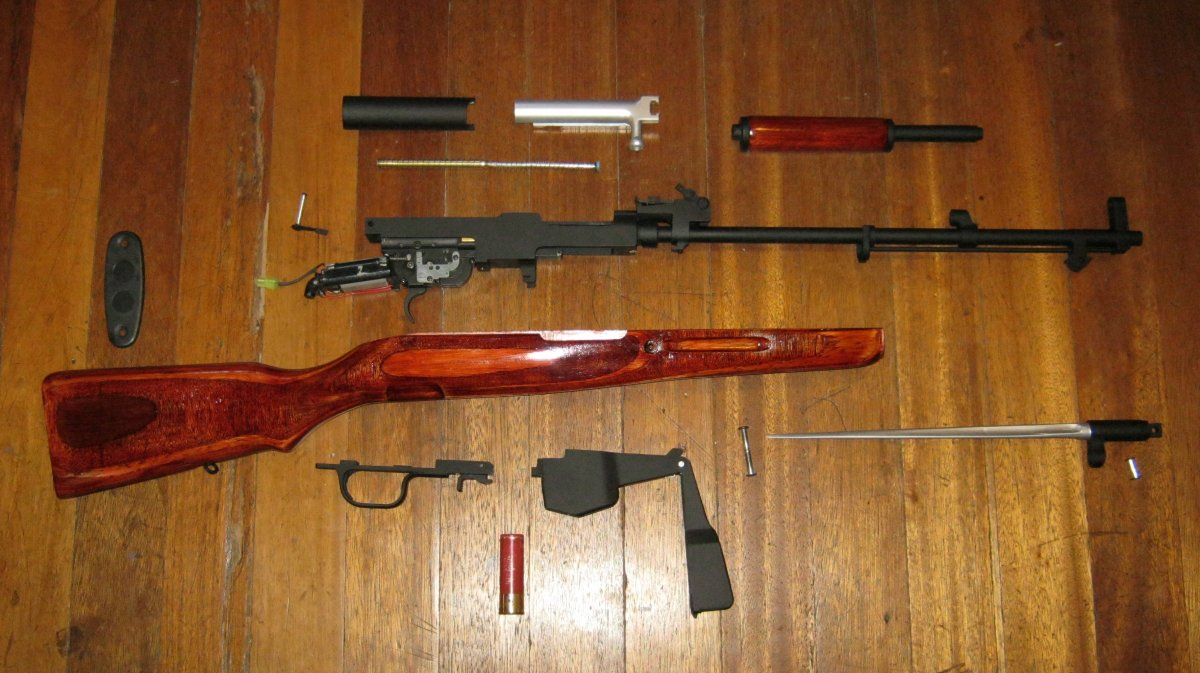 Sks Type 56 Airsoft Weapon Builds
