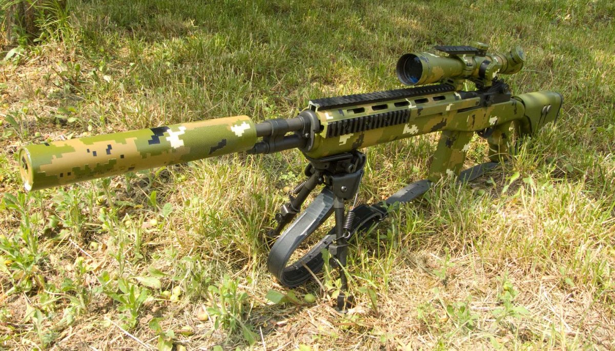 M14 DMR - Airsoft Weapon Builds