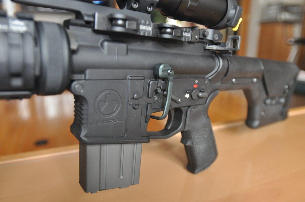 Larue Magpul Dmr M4 Airsoft Weapon Builds