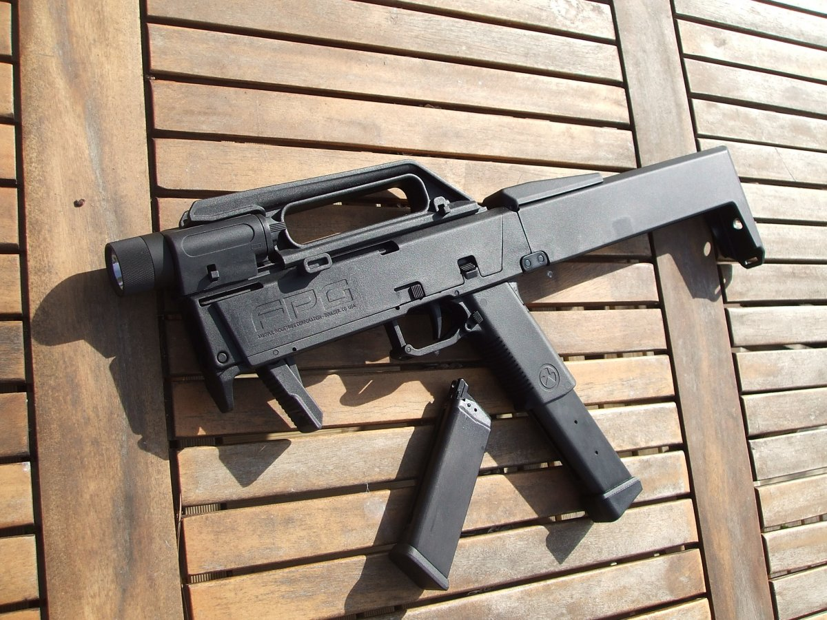 magpul fpg airsoft weapon builds