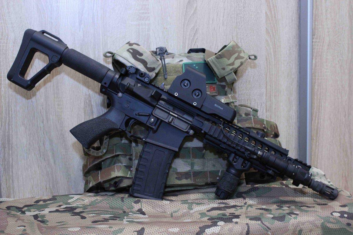 Prime Rs Vt Vltor Noveske M4 Airsoft Weapon Builds