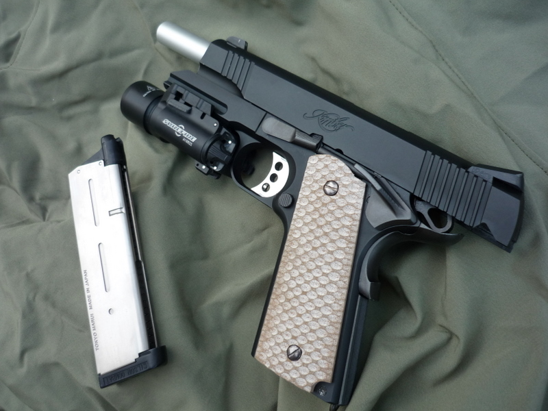 Kimber Warrior Airsoft Weapon Builds